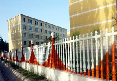 梦幻艺术围栏漆