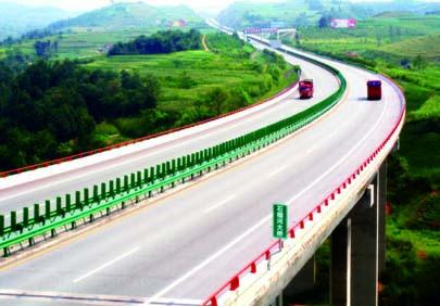 桥梁护栏漆